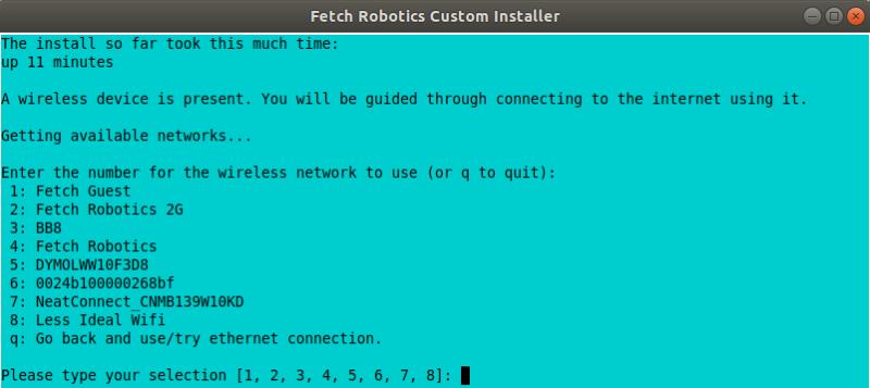 ROS Melodic + Ubuntu 18 04 — Fetch & Freight Research